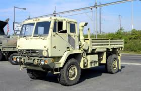 100 Ton Truck LMTV M1081 2 12 Cargo With Winch