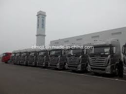 100 Truck Retarder China New Hyundai 440 And 520 HP 6X4 Tractor With Engine Brake