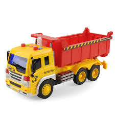 1/16 Dump Truck Toy Construction Trucks Toys Kids Builder Vehicle ... Buddy L Toy Trucks For Sale Buying Antique Toys Schylling Rev Up Racer Tin Truck Ytown Trucks Collection Toy Kids Youtube Vehicles Ultimate Bracket Heres What The Today Audience Has To Say 13 Top Little Tikes Awesome Kids Clothes And Outfit 6pcs Mini Collections Fire Rescue Military Long Haul Trucker Newray Ca Inc Monster Childhoodreamer