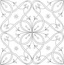 Free Coloring Book Printable Flower Pages For Adults New On Interior Gallery Ideas