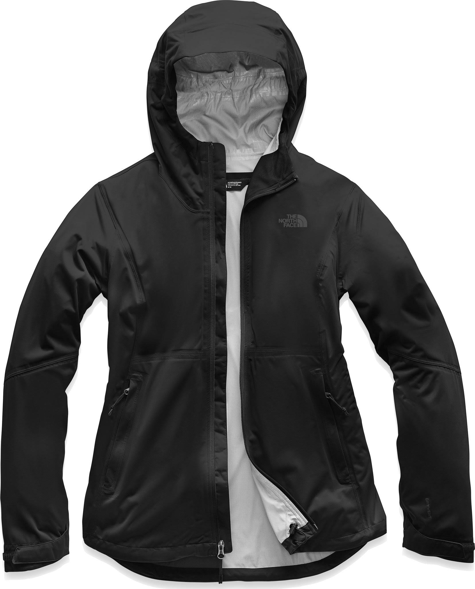 The North Face Women's Allproof Stretch Jacket - Black