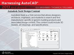 chapter 13 autocad designcenter after completing this chapter