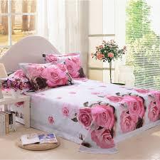 Victoria Secret Pink Bedding Queen by 3d Pink Rose Bedding Set Ebeddingsets