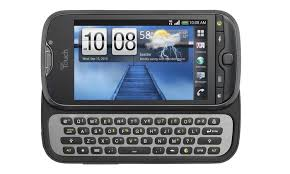 HTC My Touch 4G Slide Smartphone with QWERTY Keyboard GSM