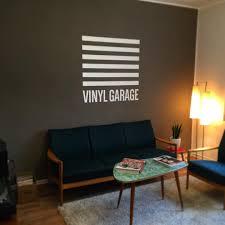 wohnzimmer vinyl garage mg anders sehen