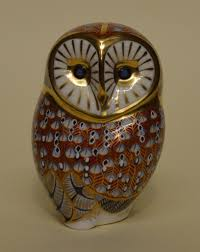 Barn Owl [292] - £150.00 : Jacks Of Bath Winter Owl Paperweight Royal Crown Derby Collection Rspb Shop A Large Prestige Edition Paperweight Long Eared The Barn Gift 91papbox62729_07jpg Lot 250 Printed Mark Colctables Exclusive Collections Robin Happy Birthday Bear A Beswick Owl 1046 2 Porcelachina Pottery Porcelain Glass