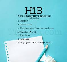 H1B Visa Stamping Documents Checklist - AM22 Tech New H1b Sponsoring Desi Consultancies In The United States Recruiters Cant Ignore This Professionally Written Resume Uscis Rumes Premium Processing For All H1b Petions To Capsubject Rumes Certain Capexempt Usa Tv9 Us Premium Processing Of Visas Techgig 2017 Visa Requirements Fast In After 5month Halt Good News It Cos All H1