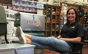 Weller steps outside the fire for new business Texas Hunting