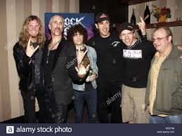 100 Cast Of Glass House Dee Snider And Cast Attend The After Party The For 80s Icons Stock
