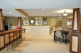 Image Of Beautiful Paint Colors For Basement