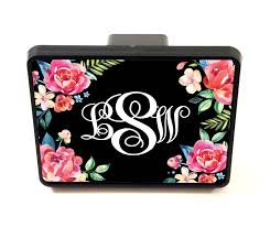 Classy Black Floral Trailer Hitch Cover Personalized Monogrammed ... Amazoncom Reese Tpower 86531 Black Finish Lighted Hitch Cover Covers Accsories Chevy Chevrolet Avalanche Truck Lets See Your Toyota 4runner Forum Largest Ami Chrome Punisher Hitch Covers On Sale Now Freeman Steel Designs 5th Special Forces Patriot Mdalorian War Banner 2 Inch Trailer For Car Custom Beautiful Punisher Skull Acrylic Superman Cover002225 The Home Depot Tow Ford F150 Light Stunning Brake Oval Gmc Receiver With
