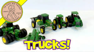 100 John Deere Toy Trucks Die Cast Farm Tractor Truck Combine S Kids Reviews
