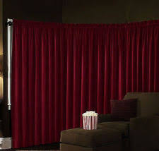 Absolute Zero Curtains Red by Velvet Thermal Lining Curtains Drapes U0026 Valances Ebay