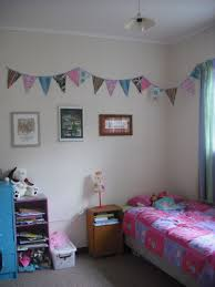 bunting für mädchen zimmer bilder für mädchen room interior