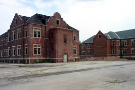 Mansfield Prison Halloween Attraction by Eastern State Penitentiary Ghost Adventures Shows