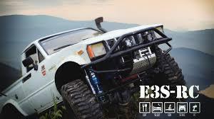 100 Scale Rc Trucks E3SRC TOYOTA Hilux SCALE RC TRUCK RC4WD Trail Finder 2 4X4 _