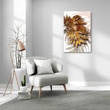 pflanzen leinwand deko bilder design wandbild kunst