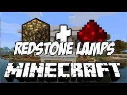 Minecraft Redstone Glowstone Lamp by Minecraft Videos Light