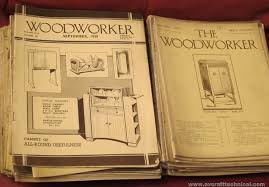 top recommended woodworking magazines for beginners woodworking