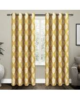 Nicole Miller Home Two Curtain Panels by Sweet Deal On Miller Set Of 2 Long Window Panels Curtains Drapery