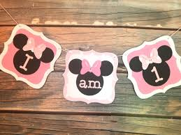 Minnie One Banner, Minnie Highchair Banner, Minnie Mouse First ... Minnie Mouse Highchair Banner 1st Birthday Party Sweet Pea Parties Banner High Chair Etsy Deluxe Pink Tutu City Mickey Clubhouse First I Am One Decorating Kit Shopdisney Handmade Princess One Bows Custom Amazoncom Am 1 Inspired Happy New Gold Forum Novelties Celebration Decoration Supplies For Themed