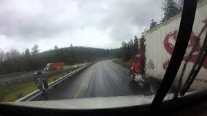 100 Saia Trucking Tracking Oak Harbor Freight Lines Triples 65mph In Oregon YouTube