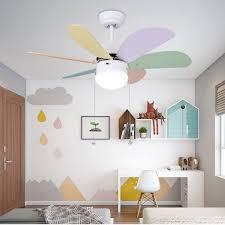 deckenventilator kinder ventilator licht schlafzimmer