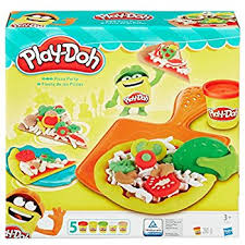 Play Doh Pizza Party Set Play Doh Amazon Toys & Games
