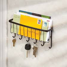 bird decorative wall hooks lulu decor cast iron key shape holder