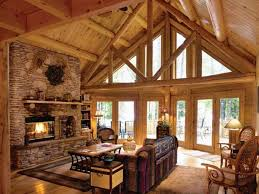 Log Homes Interior Designs Cabin Interior Living Room Design The ... Best 25 Log Home Interiors Ideas On Pinterest Cabin Interior Decorating For Log Cabins Small Kitchen Designs Decorating House Photos Homes Design 47 Inside Pictures Of Cabins Fascating Ideas Bathroom With Drop In Tub Home Elegant Fashionable Paleovelocom Amazing Rustic Images Decoration Decor Room Stunning