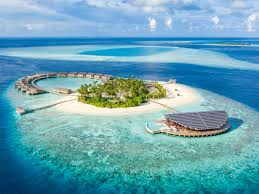 100 The Island Retreat A Very Private Island Retreat In The Maldives How To Spend It