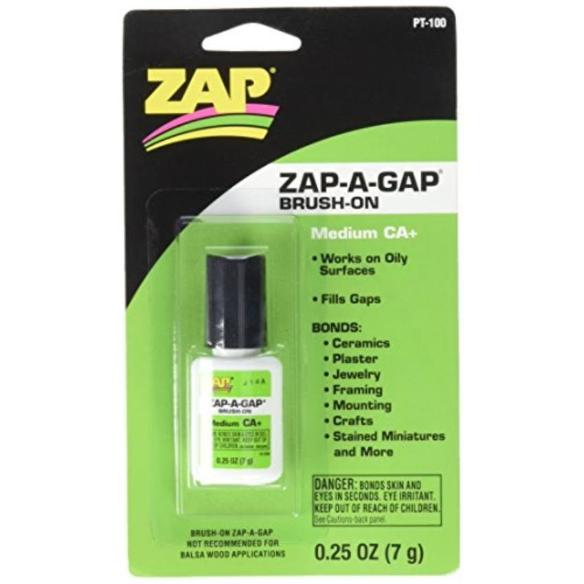 Zap Brush On Zap A Gap Adhesives - 0.25oz
