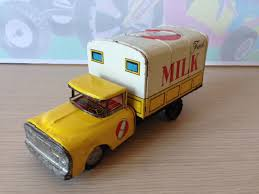 Vintage Friction Tin Toy Made In Japan Yone Y Yonezawa Milk Truck ... Dinky 25o Studebaker Milk Truck Free Price Guide Review Fonterra Volvo Tanker Amazoncom Green Toys Fire Bpa Phthalates Takara Tomy Tomica No 36 Subaru Sambar Hong Kong And Stuff American Dimestore 30060 Divco Milk Truck Pin Exclusive Delivery Co Tin Toy Yonezawa Japan Friction 1724435098 Maisto Fresh Metal Diecast Vehicles Blue Model Trucks Hobbydb Lot Detail 1937 Kingsbury Bordens Golden Crest Dairy Vintage Made In Yone Y