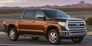 10 Quick Trucks - Quickest Trucks From 0-60 - Road & Track 2018 Toyota Tundra Expert Reviews Specs And Photos Carscom What Snugtop Do You Think Looks Better Page 2 Forum In Nederland Tx New Fullsize Pickup Truck Nissan Titan Vs Clash Of The Pickups The 11 Most Expensive Trucks 2017 1794 Edition 4x4 Review Motor Trend A Fullsize Truck With Options Automotive News Double Cab Is A Serious Pickup Talk 5 Things Need To Know About Trd Pro Wikipedia T100 Frame Rust Lawsuit Deal Reached