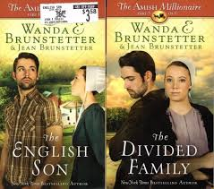 The English Son Divided Family Parts 1 5 Amish Millionaire
