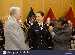 ficer candidates from the New York Army National Guard ficer