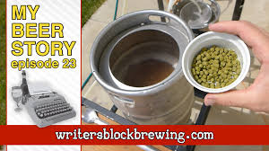 Dogfish Pumpkin Ale Clone by Pliny The Elder Clone Brew Day My Beer Story 23 Youtube