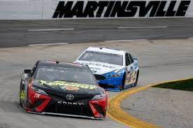 NASCAR At Martinsville Qualifying Results: Martin Truex Jr. On Pole ...