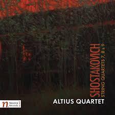100 Studio Altius Quartet Shostakovich String Quartets Nos 7 8 9