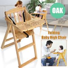 Details About Oak Wood Baby High Chair Infant Toddler Feeding Booster  Folding Safe Portabable Folding Baby High Chair Convertible Play Table Seat Booster Toddler Feeding Tray Wheel Portable Infant Safe Highchair 12 Best Highchairs The Ipdent Amazoncom Duwx Foldable Height Adjustable Best Travel In 2019 Buyers Guide And Reviews Detachable Ding Playset For Reborn Doll Mellchan Dolls Accsories Springbuds Newber Toddlers Recling With Oztrail High Chair Stool Camp Pnic Eating Food Kidi Jimi Wooden Toddler High Chair Top 10 Chairs Babies Heavycom Costway Recline