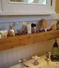 diy einmachglas lagerung palettenholz bad lagerung