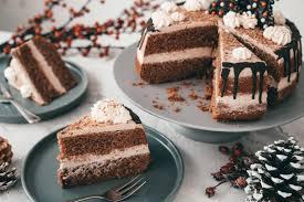 cinnamon cake die zimt torte zu weihnachten