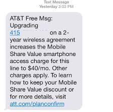 AT&T quietly jacks up monthly fee for iPhone 6 upgraders