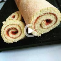 biskuitrolle thermomix rezepte schneller kuchen thermomix