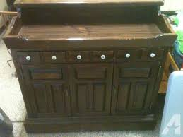 Ethan Allen Dry Sink by Vintage Ethan Allen Dry Sink For Sale In Half Moon Bay
