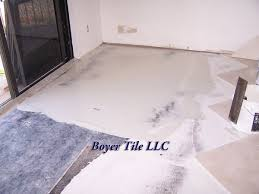 rectified tile installation grouting boyer tile