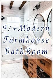 99 moderne bauernhof badezimmer dekor ideen moderne