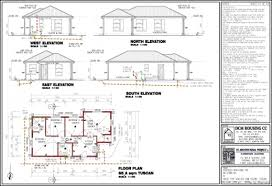Stunning Bedroom Houses by Stunning 3 Bedroom House Plan With Garage 2 Bedroom House