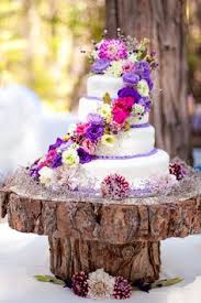 Beautiful Rustic Cake Stand Photo By Burns Photography