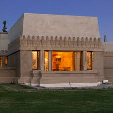 100 Frank Lloyd Wright La S Hollyhock House Is An Early Example Of